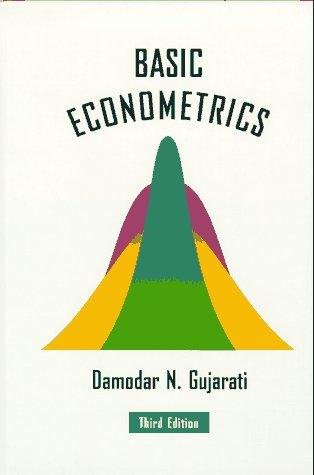 9780070252141: Basic Econometrics