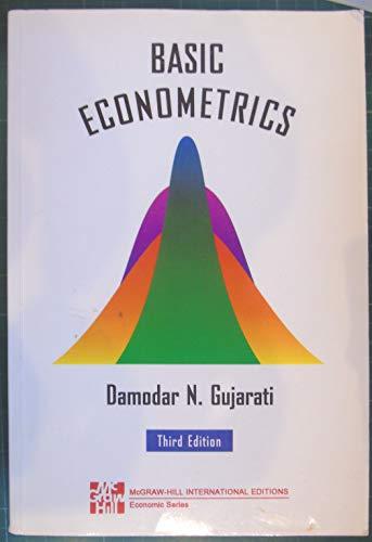 9780070252158: Basic Econometrics: Instructor's Manual