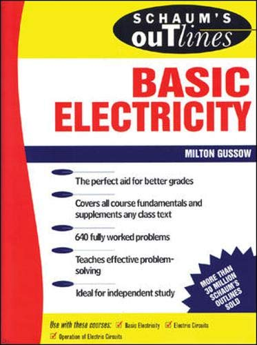 9780070252400: Schaum's Outline of Basic Electricity