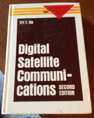 9780070253896: Digital Satellite Communications (Mcgraw-Hill Communications Series)