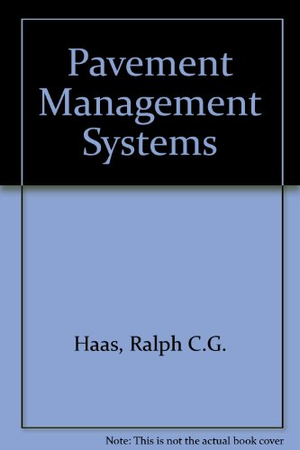 9780070253919: Pavement Management Systems