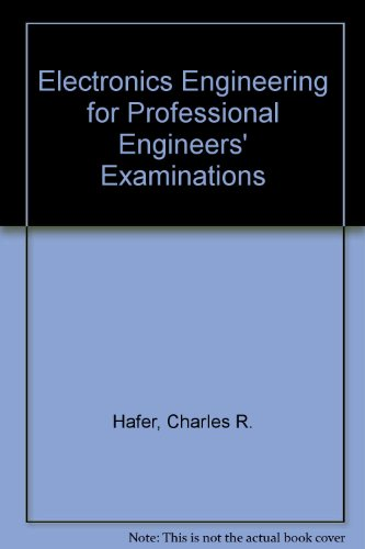 9780070254312: Electronics Engineering for Professional Engineers' Examinations
