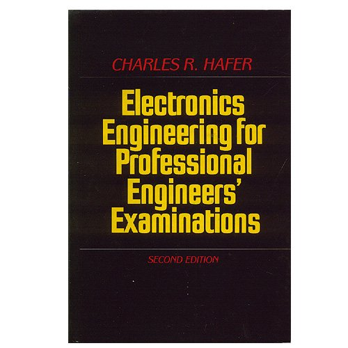 9780070254336: Electronics Engineering for Professional Engineers Examinations (Professional Engineering Books)