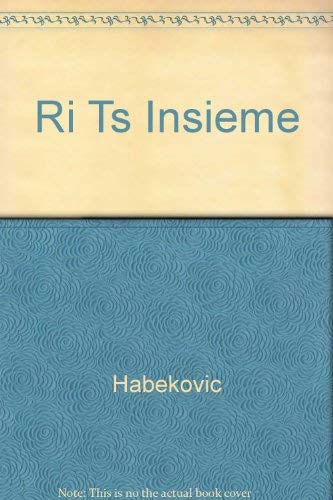 Tapescript to Accompany Insieme: An Intermediate Italian Course (Second Edition): Habekovic, Romana...