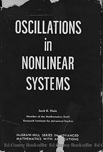 9780070255319: Oscillations in Nonlinear Systems