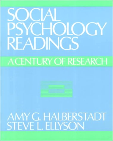 9780070255432: Social Psychology: Readings From The First Century