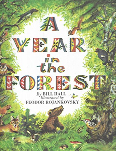 9780070255784: A Year In the Forest