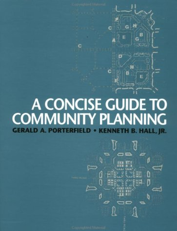 9780070255913: A Concise Guide to Community Planning