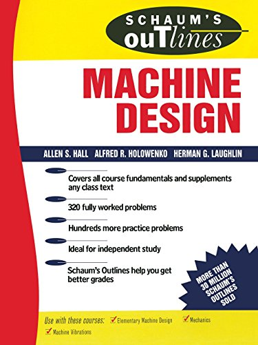 9780070255951: Machine Design (Imperial Units)
