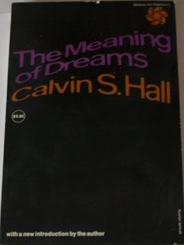 9780070256088: Meaning of Dreams (McGraw-Hill paperbacks)