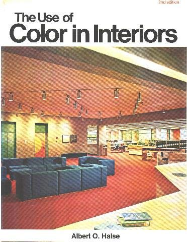 The Use of Color in Interiors: Albert O. Halse