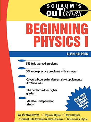 9780070256538: Schaum's Outline of Beginning Physics I: Mechanics and Heat
