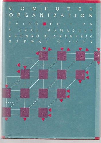 9780070256859: Computer Organization
