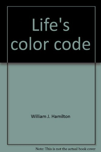 9780070257412: Life's color code