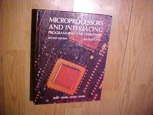 9780070257429: Microprocessors and Interfacing: Programming and Hardware