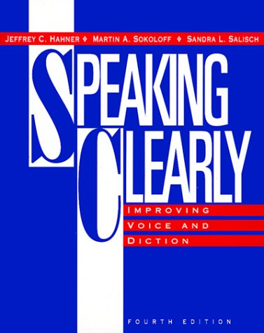 9780070258259: Speaking Clearly: Improving Voice and Diction