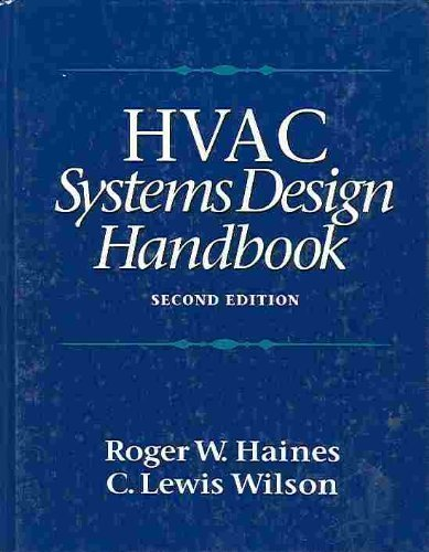 9780070258723: HVAC Systems Design Handbook