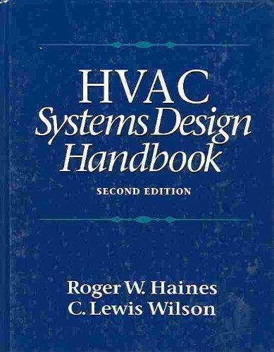 HVAC Systems Design Handbook -- Second 2nd Edition