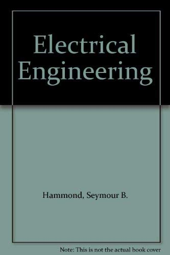 9780070259010: Electrical Engineering (McGraw-Hill electrical and electronic engineering series)