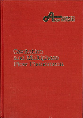 9780070259072: Cavitation and Multiphase Flow Phenomena