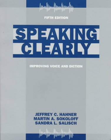 9780070259195: Speaking Clearly