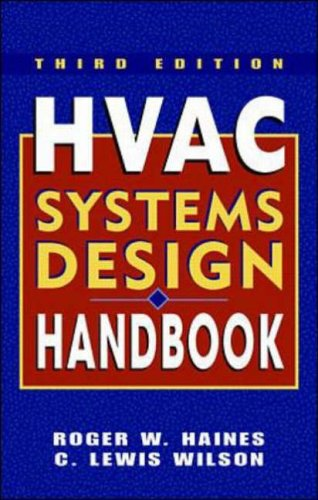 9780070259638: HVAC Systems Design Handbook