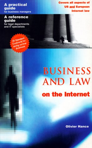 9780070259775: Business & Law on the Internet