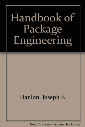 9780070259935: Handbook of package engineering