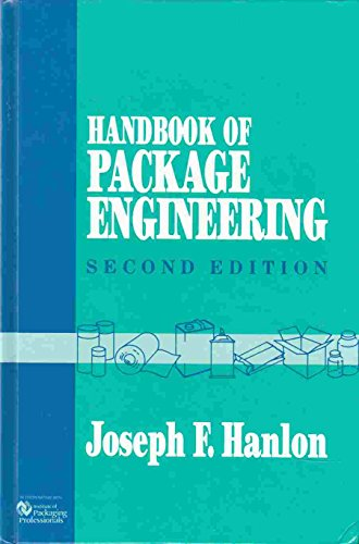9780070259942: Handbook of Package Engineering