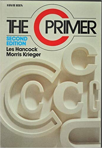 9780070259959: C. Primer (Computer science series)