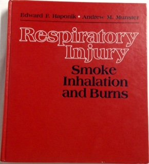 9780070260184: Respiratory Injury: Smoke Inhalation and Burns