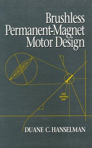 9780070260252: Brushless Permanent-magnet Motor Design