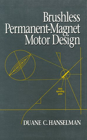 9780070260252: Brushless Permanent-Magnet Motor Design
