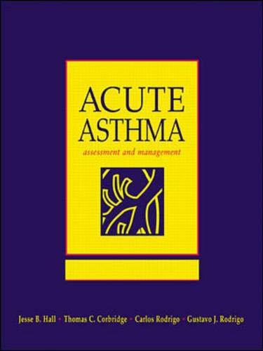 9780070260269: Acute Severe Asthma