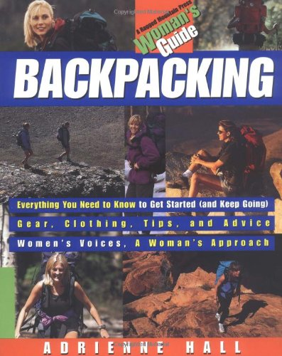 9780070260276: Backpacking: A Woman's Guide