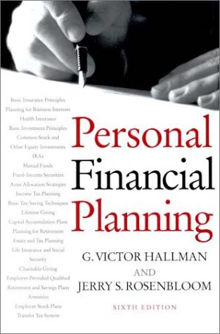 9780070260313: Personal Financial Planning (Personal Financial Planning, 6th ed)