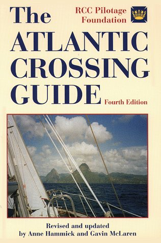 9780070260320: The Atlantic Crossing Guide, 4th Edition