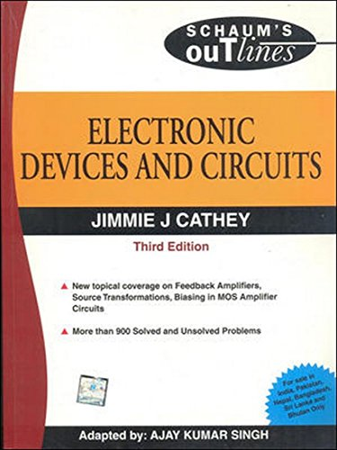9780070260955: Electronic Devices And Circuits (SIE)