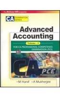 Advanced Accounting for CA PCE, Vol. I: A. Mukherjee,M. Hanif