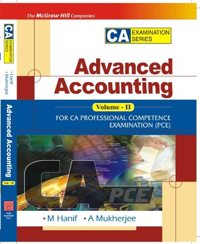 9780070263611: ADVANCED ACCOUNTANCY VOL-2