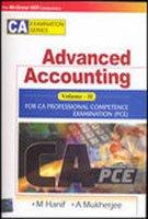Advanced Accounting for CA PCE, Vol. II: A. Mukherjee,M. Hanif