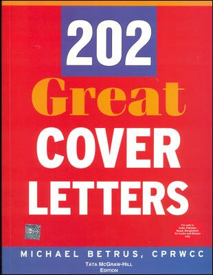 9780070264762: 202 Great Cover Letters