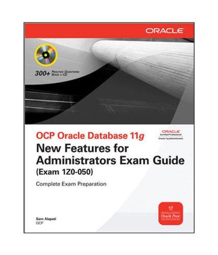 9780070264809: Ocp Oracle Database 11g