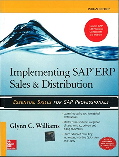 9780070264847: Implementing SAP ERP Sales & Distribution