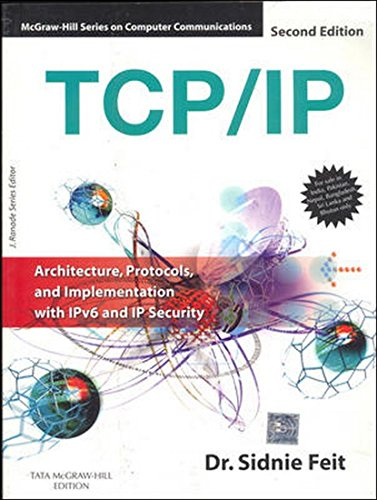 9780070264960: TCP/IP: Architecture, Protocols, and Implementation with IPv6 and IP Security