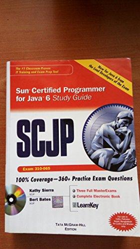 9780070264984: SCJP Sun Certified Programmer for Java 6 Study Guide (Exam 310-065)