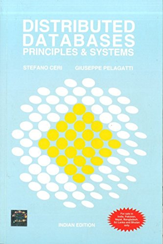9780070265110: Distributed Databases:Principles and Systems