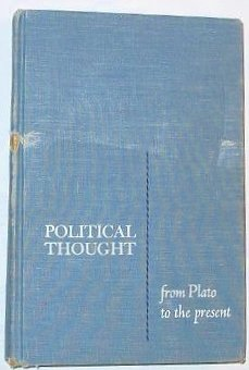 9780070266254: Political Thought: From Plato to the Present