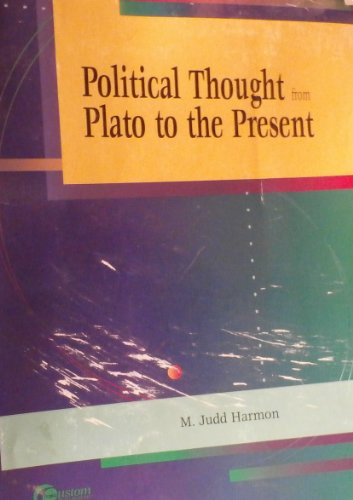 9780070266261: Political Thought: From Plato to the Present