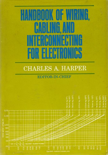 Handbook of Wiring, Cabling and Interconnecting for Electronics: Harper, Charles A.